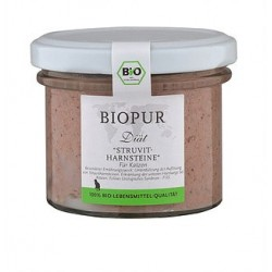 Biopur Gatti dieta Struvite 100 g