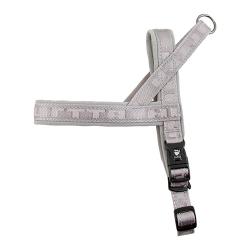 Hurtta Pettorina Casual 35-45 cm argento cenere