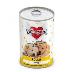 Disugual Monoproteico Puppy Pollo 400 g