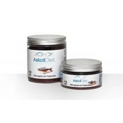 Askoll Diet Microgranuli Tropicali 250 ml