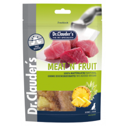 Dr.Clauder's Meat-Fruit Ananas Pollo 80 g