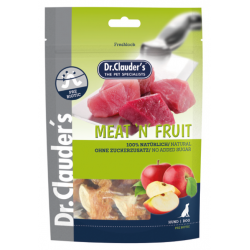 Dr.Clauder's Meat-Fruit Mela Pollo 80 g