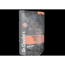 Dr.Clauder's Cat Best Selection n.04 Salmone Pollo Quinoa 85 g