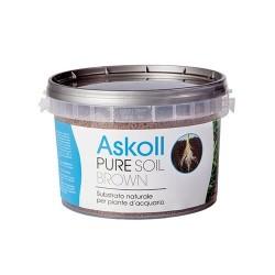 Askoll Pure Soil Brown 4,4 lt