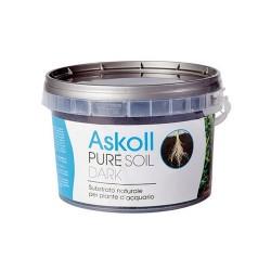 Askoll Pure Soil Dark 4,4 lt