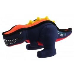 GiGwi Duraspikes Extra Durable Dinosauro Blue