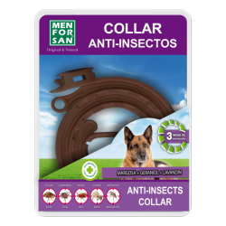 Menforsan Collare Antiparassitario per Cani