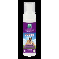 Menforsan Shampoo Secco Insetticida Naturale 200 ml