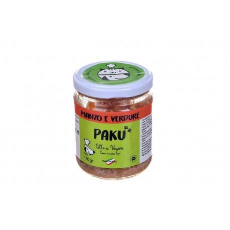 Paku Manzo e Verdure 150 g