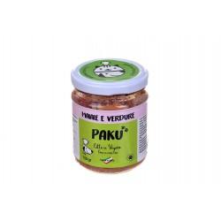 Paku Maiale e Verdure 150 g