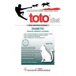toto Diabetic Gatto 1,5 kg