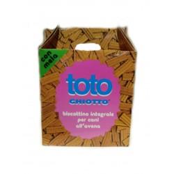 toto Ghiotto Biscottino Integrale con Mela 800 g