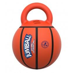 GiGwi Jumball Basket Ball Rubber Handle