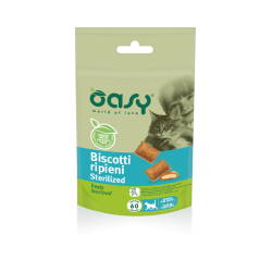Oasy Cat Biscotti Sterilized 60 g